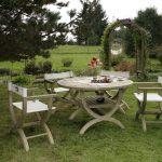 Zahradní stoly, židle, lavičky obrazek