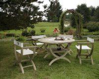Zahradní stoly, židle, lavičky thumbnail